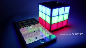 Колонка - Bluetooth Speaker Music Cube