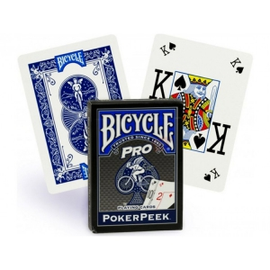 Карты Bicycle Pro Poker Peek
