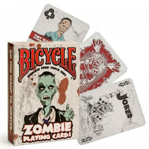 Карты Bicycle Zombies (USPCC)