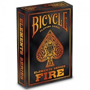 Карты Bicycle Fire