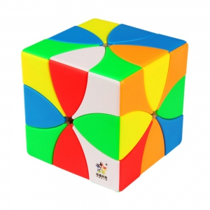 YuXin Eight Peals Cube Magnetic